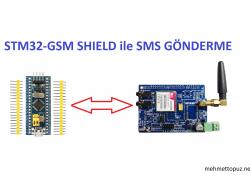 STM32-GSM Shield kullanımı